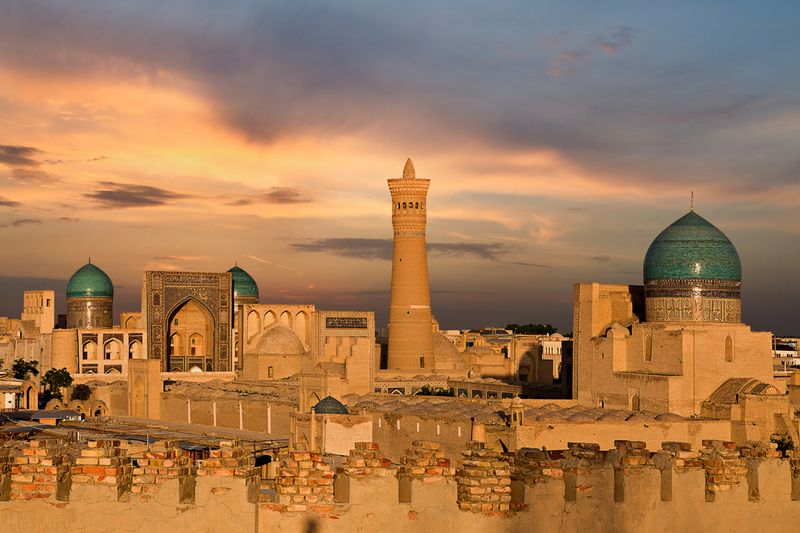 Tours in Bukhara